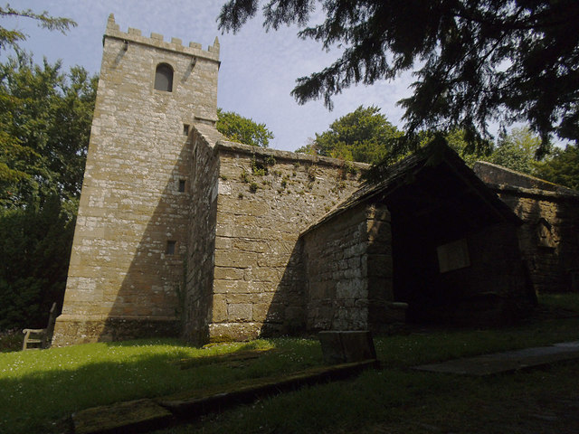 St Mary's old church, Pateley Bridge - south side
