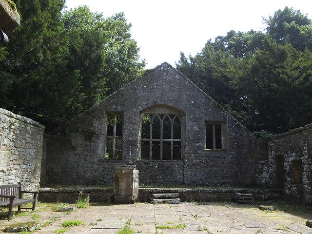 St Mary's old church, Pateley Bridge - inside