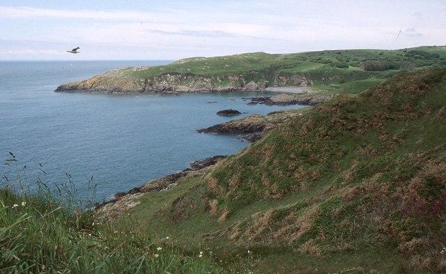 Coast north of Portpatrick