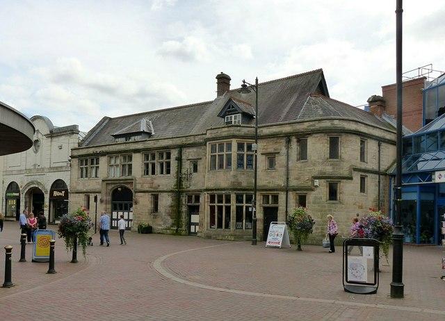 Former Noah's Ark Inn, Crabbery Street, Stafford