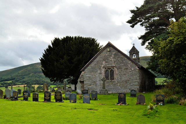 St Bueno and St Peter, Llanveynoe
