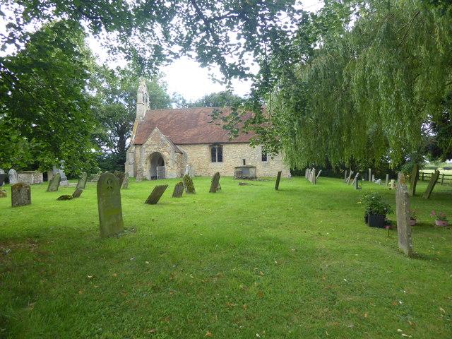 St Michael's Church, Stragglethorpe