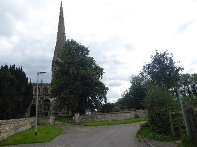 St Helen's Church, Brant Broughton