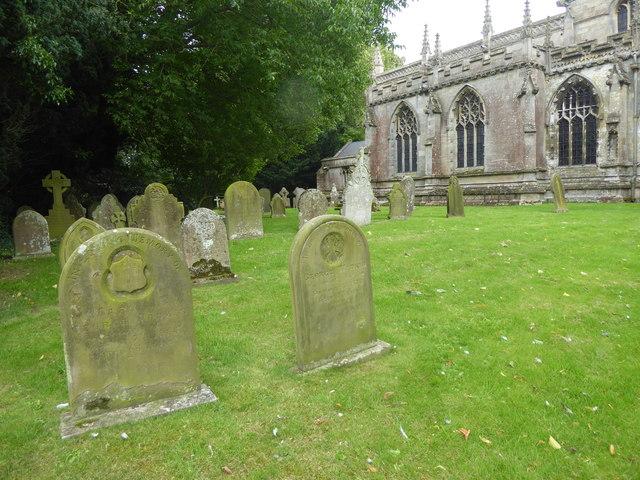 St Helen's Churchyard, Brant Broughton
