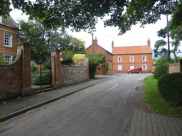 Church Walk, Brant Broughton