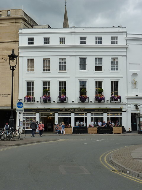 The Bank House (19 & 21 Clarence Street)