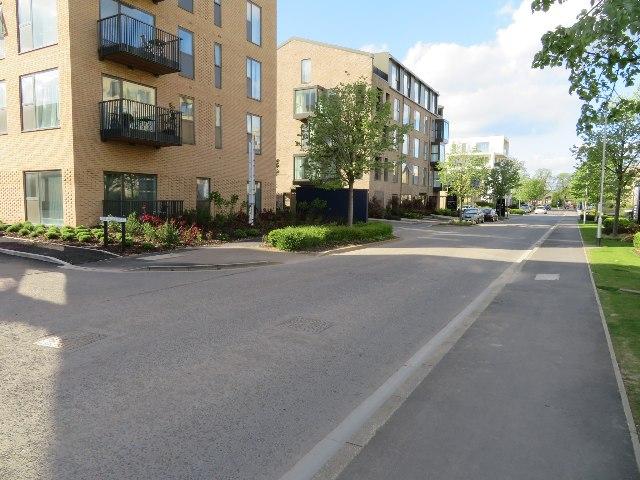 Nine Wells Road / Lime Avenue
