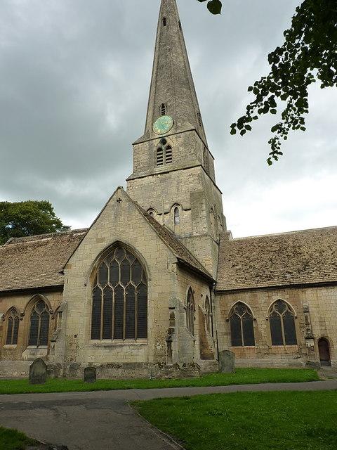 St Mary's church - Cheltenham Minster