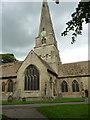 SO9422 : St Mary's church - Cheltenham Minster by Richard Law