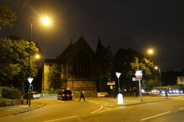 Church in Highfield Road, Birmingham