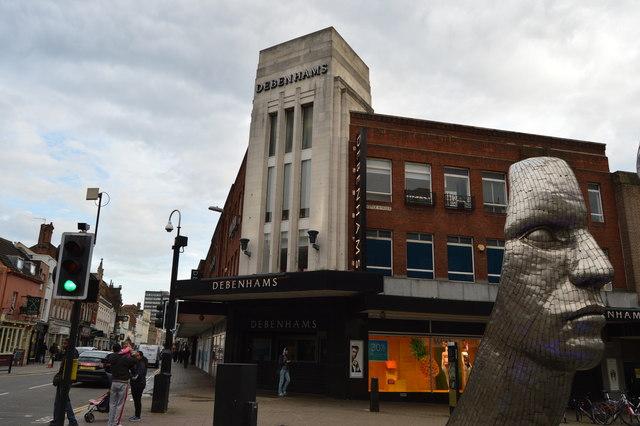 Debenhams, Bedford