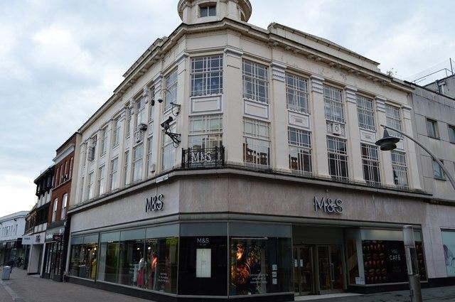 M&S, Bedford