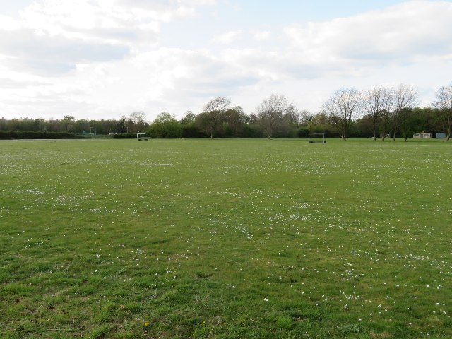 St Mary's School playing fields