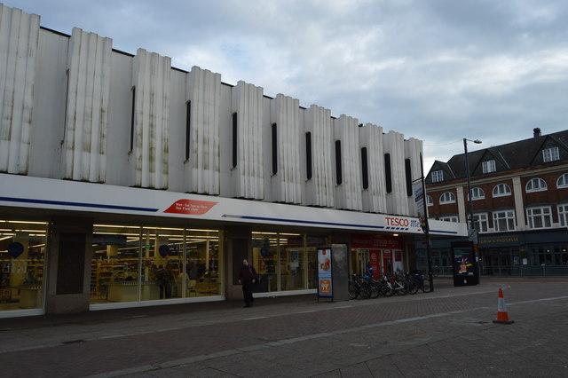 Tesco, Bedford
