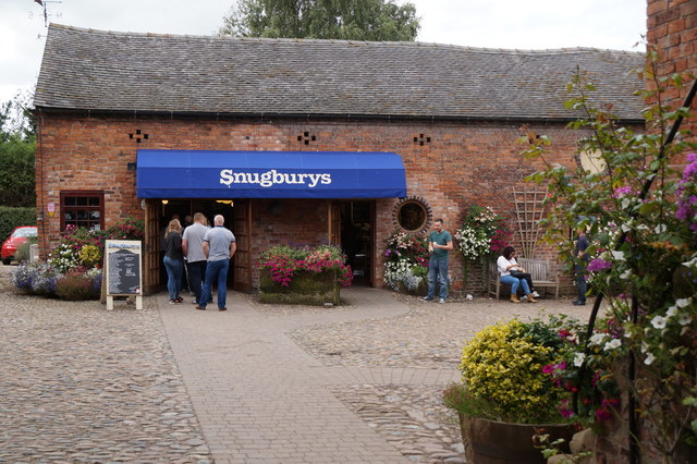 Snugbury's Ice Cream, Park Farm, Nantwich