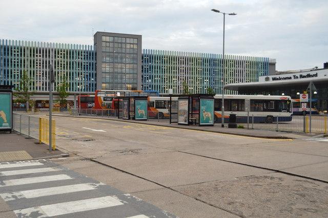 Bedford Bus Station