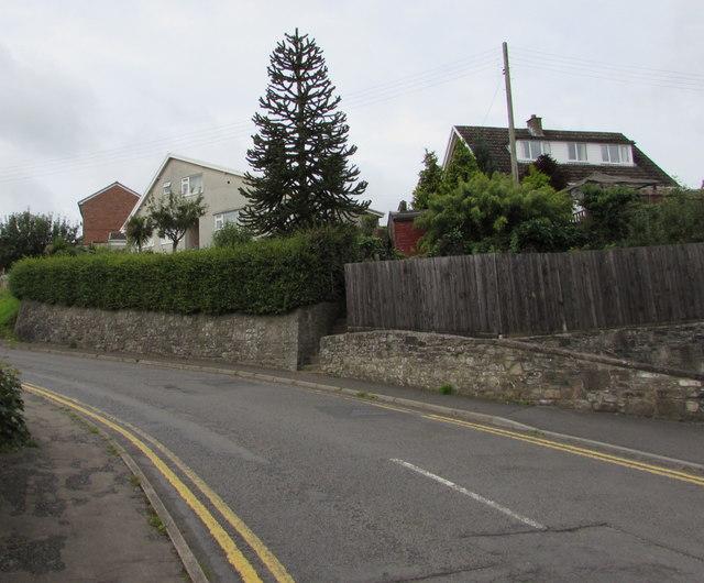 Hiley Avenue houses, Gilwern