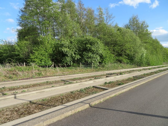 Guided busway to Trumpington