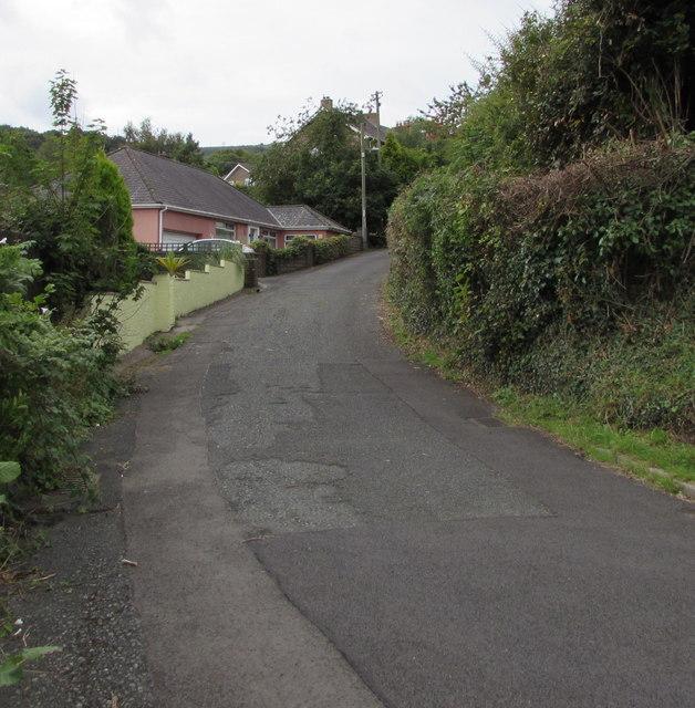 Pen-y-bont Terrace, Gilwern
