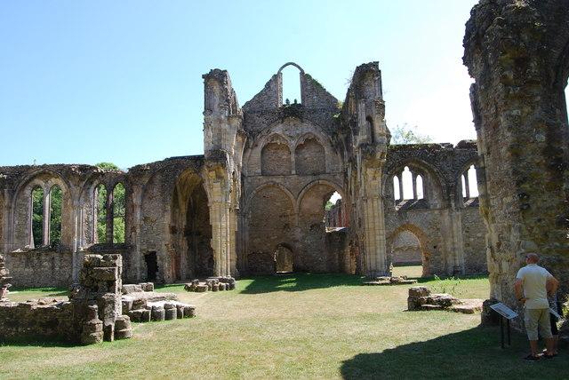Netley Abbey (10)