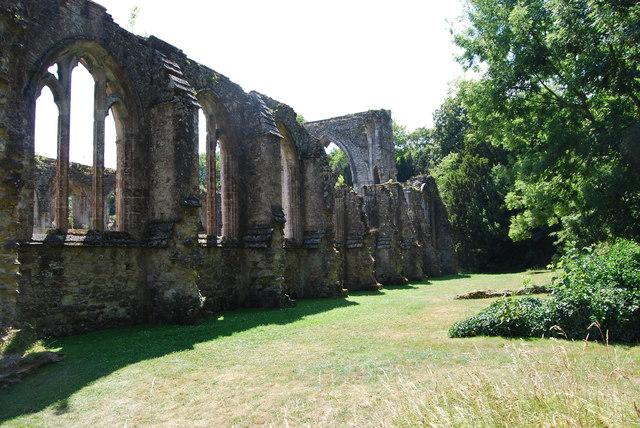 Netley Abbey (11)