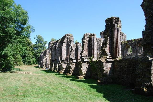 Netley Abbey (12)