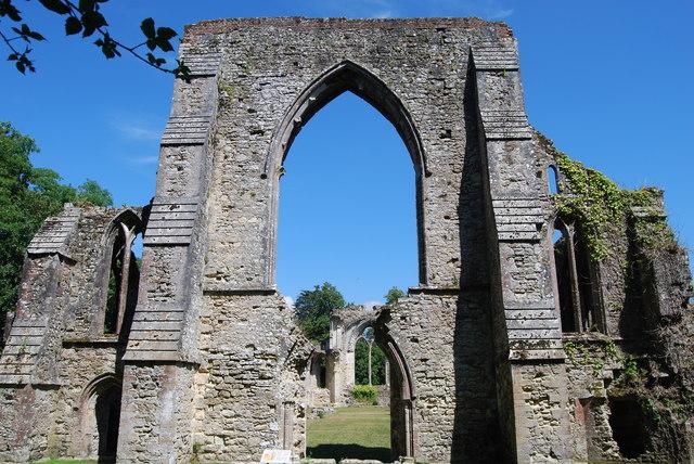 Netley Abbey (13)