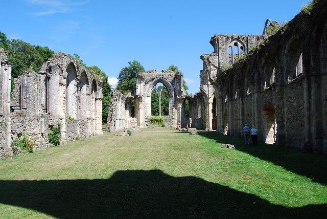 Netley Abbey (14)