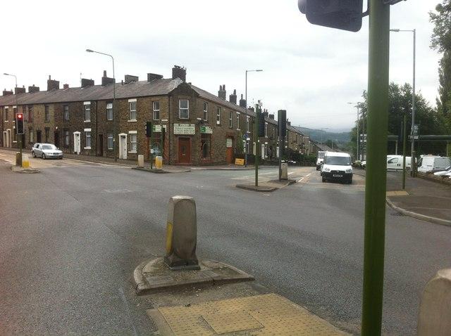 A57 through Hollingworth