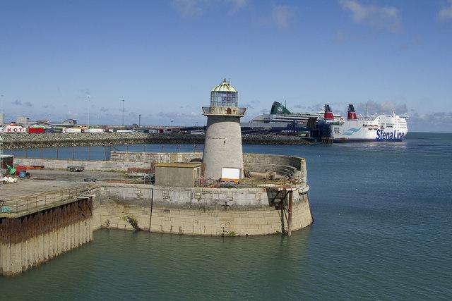 Harbour end
