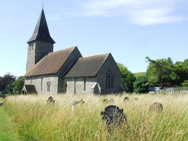 St Mary & St Radigund church