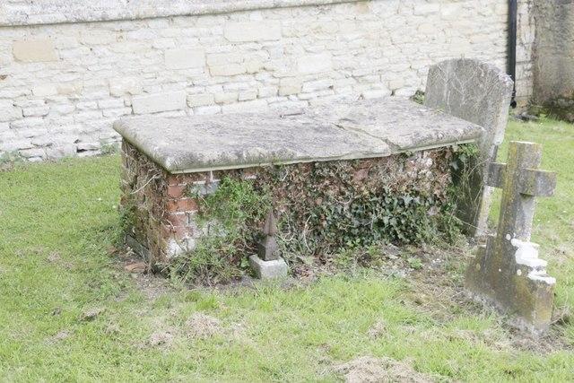 Broken Tomb