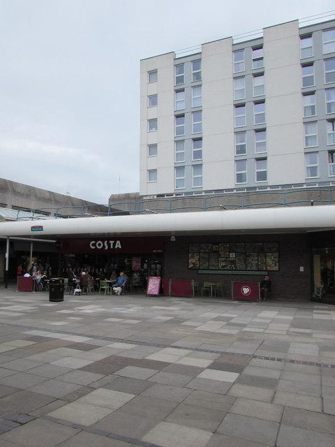 Costa Coffee, Cwmbran Shopping Centre