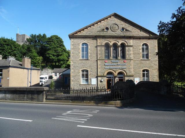 Trinity Methodist Church, Clitheroe
