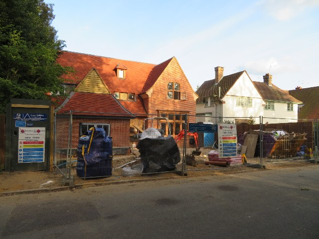 New home, old style - Newton Road