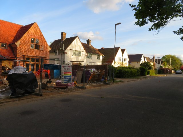 Selection of large houses - Newton Road
