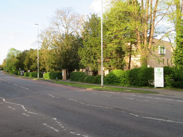 Nuffield Health - Trumpington Road