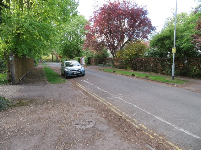 Chaucer Road