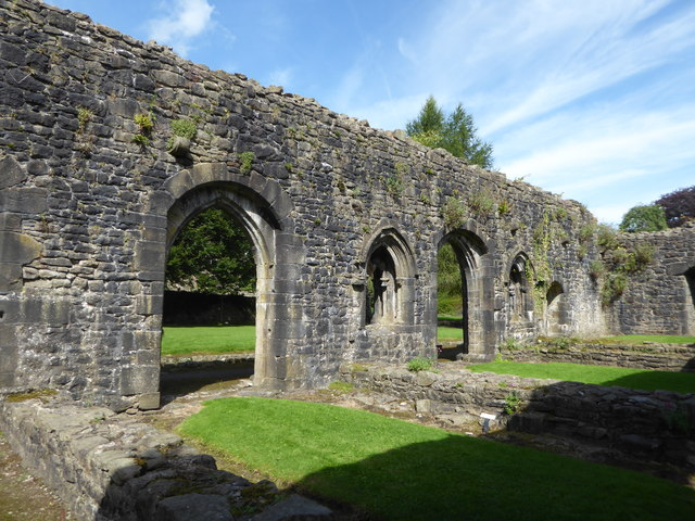 A fascinating visit to Whalley Abbey (3)