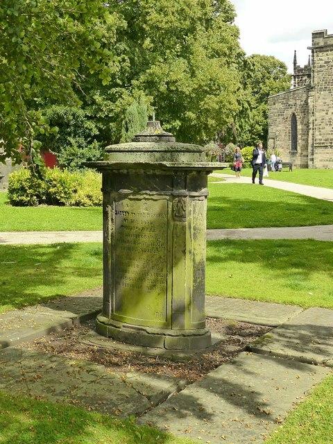 St Mary's Churchyard, Stafford