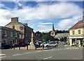 NU2406 : Market Cross, Warkworth by John Allan