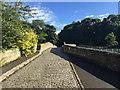 NU2406 : Warkworth Old Bridge by John Allan