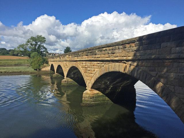 Alnmouth Bridge