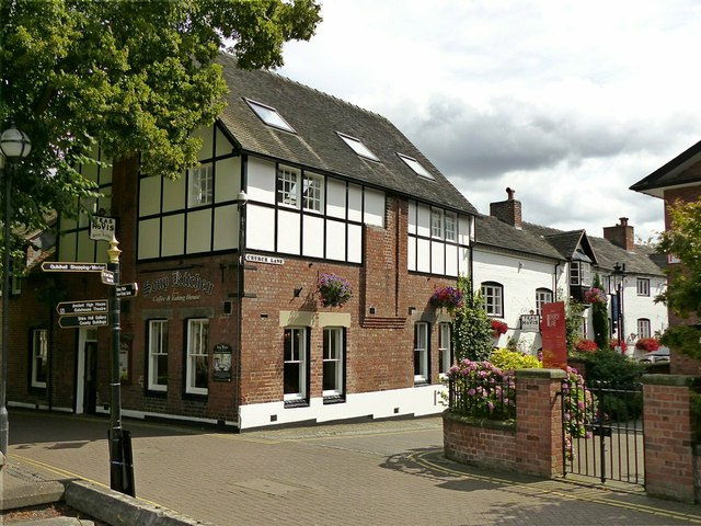 The Soup Kitchen, Stafford