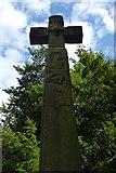 SD4964 : St Wilfrid, Halton: churchyard (2) by Basher Eyre