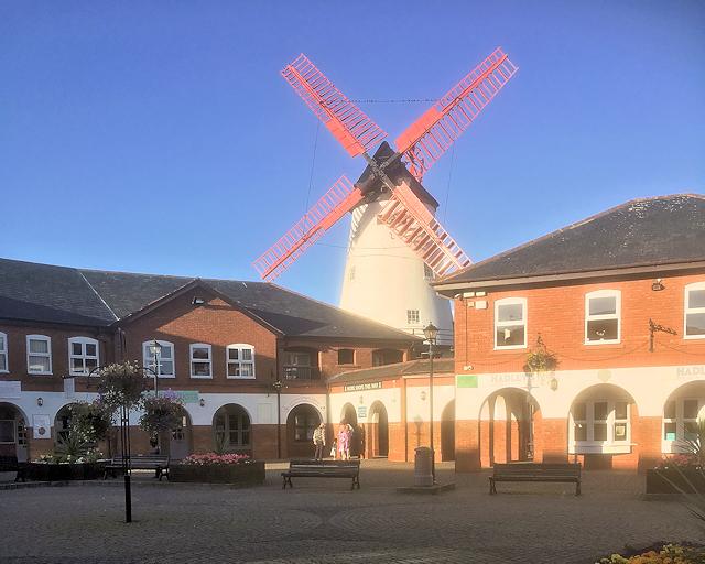 Marsh Mill Shopping Village