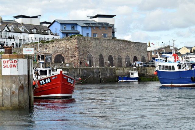 Inner Harbour, Seahouses