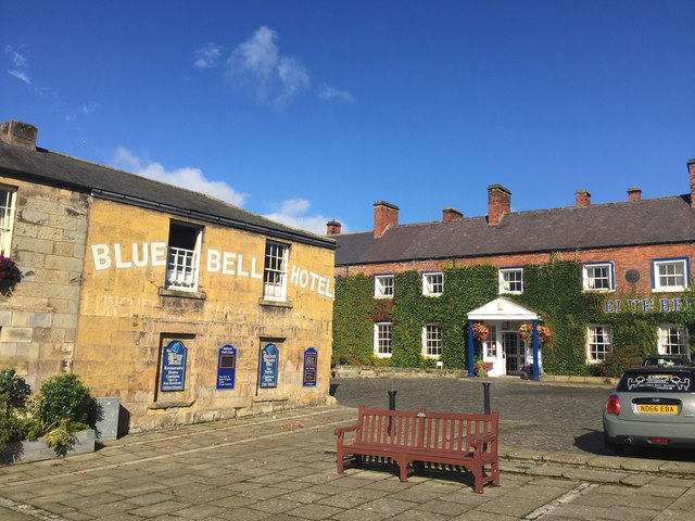 The Blue Bell Hotel, Belford