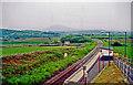 SH5728 : Llandanwg station, 2001 by Ben Brooksbank