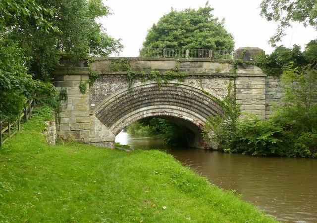 Salt Bridge, No.82, Trent and Mersey Canal